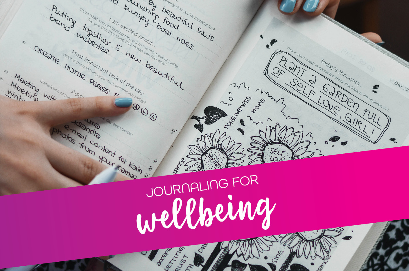 Journaling For Wellbeing
