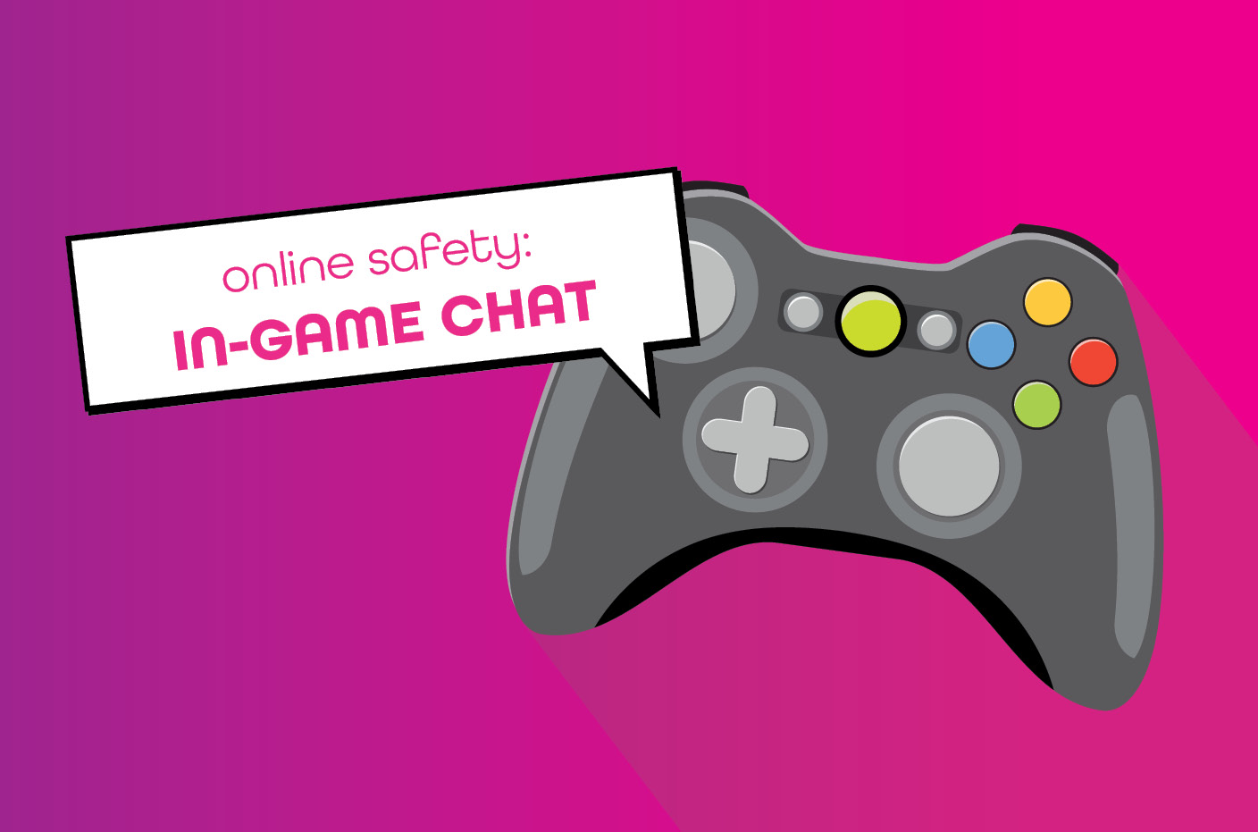 Online Safety: In-game Chat