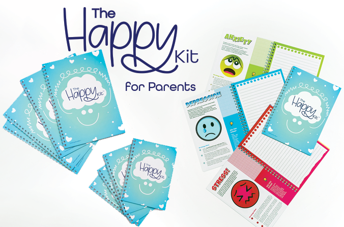 Children's Mental Health Week 2021: The Happy Kit™ For Parents Launch